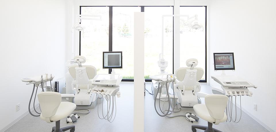 当院は歯周内科治療を推進しています。